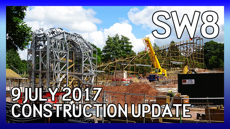 SW8 Construction Update 9 July 2017 video