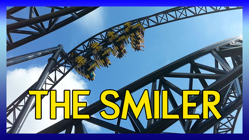 ECC Trip 2013: The Smiler video