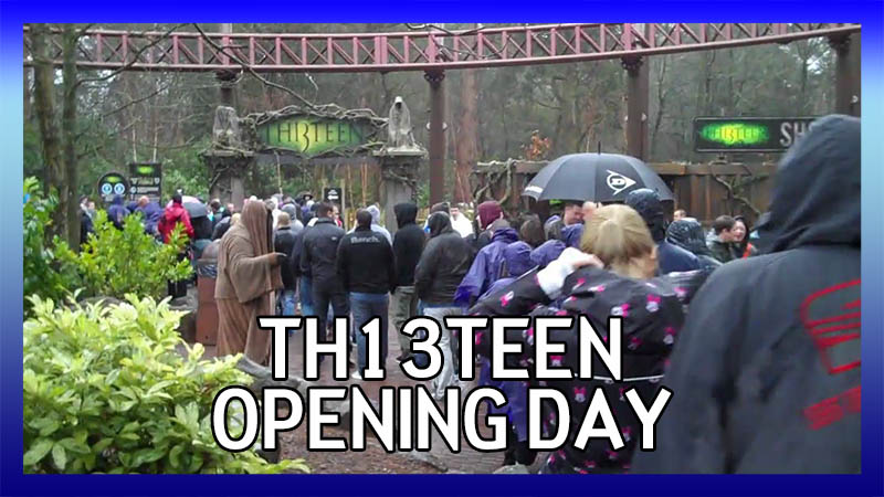 Th13teen Opening Day 2010 video