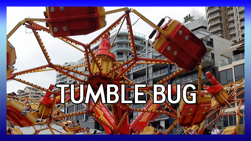 Luna Park Sydney Tumble Bug video