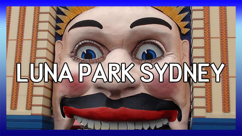 Luna Park Sydney ... Just For Fun! video