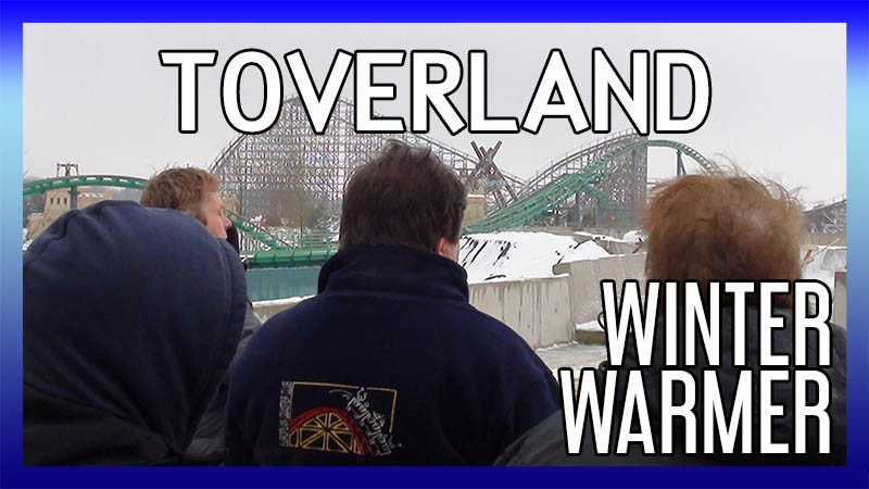 ECC Dutch Winter Warmer 2012 Day 3: Toverland video