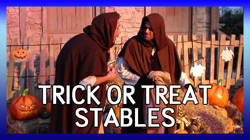 Trick or Treat Stables, Halloween Hocus Pocus 2011 Video