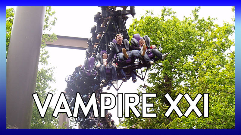 Vampire XXI: Celebrating 21 Years of Vampire at Chessington in 2011 Video