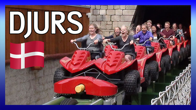 ECC Sommer Fun 2013: Djurs Sommerland video