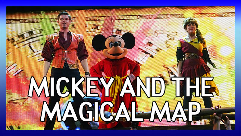 Highlights from Mickey and the Magical Map video