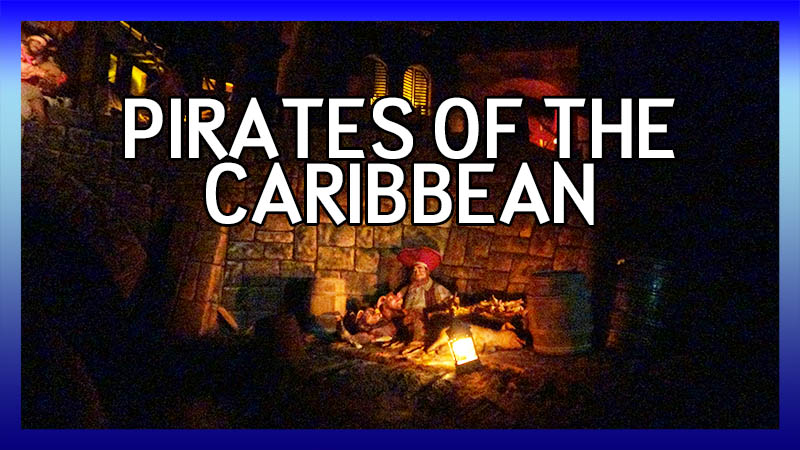 Pirates of the Caribbean POV Video