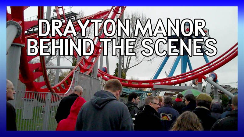 ECC ACM 2011: Behind the Scenes at Drayton Manor video