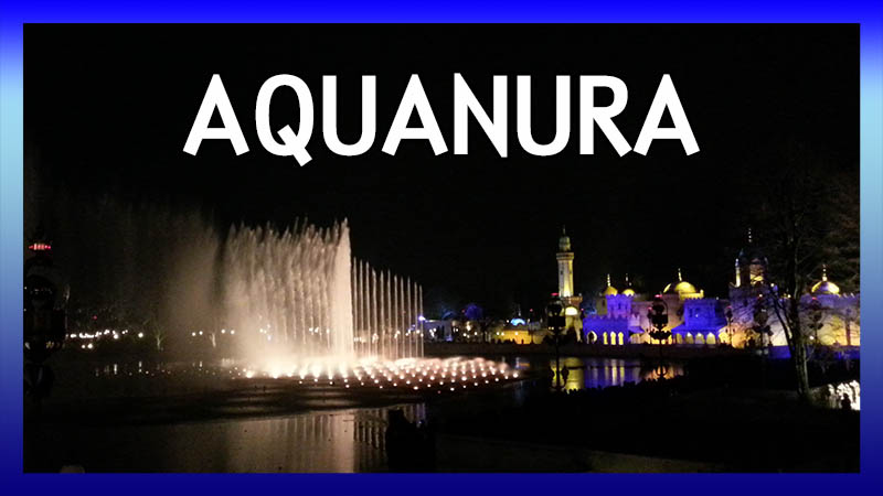 Aquanura Fountain Show video