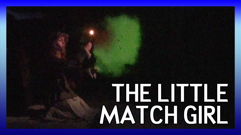 The Little Match Girl (Het Meisje met de Zwavelstokjes) video