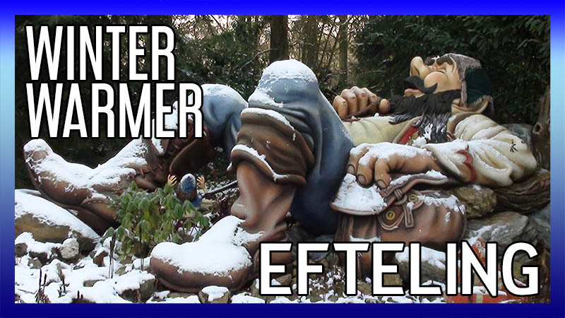 ECC Dutch Winter Warmer 2012 Day 2: Winter Efteling video