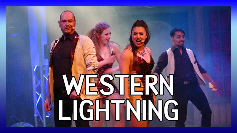 Western Lightning Show video