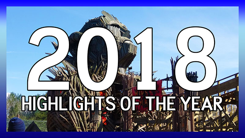 Highlights of the Year 2018
