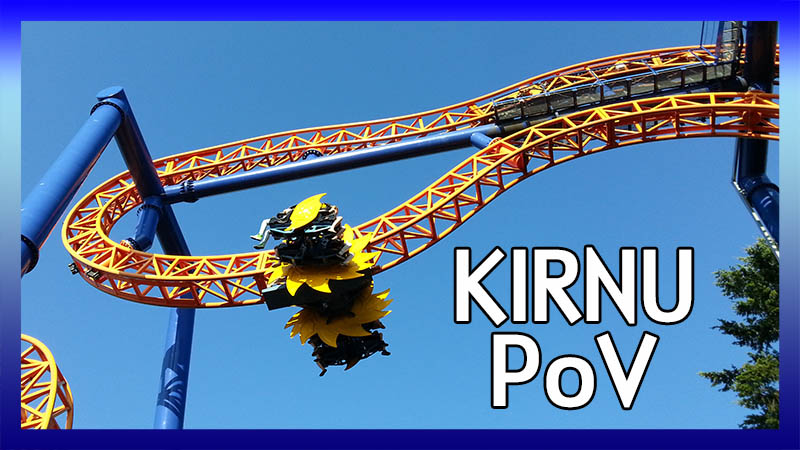 Kirnu On-Ride PoV video