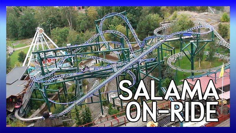 Salama On-Ride PoV video