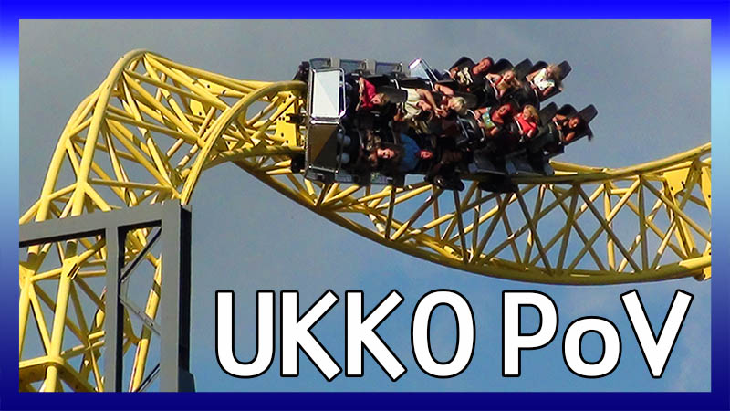 Ukko Front Seat PoV video