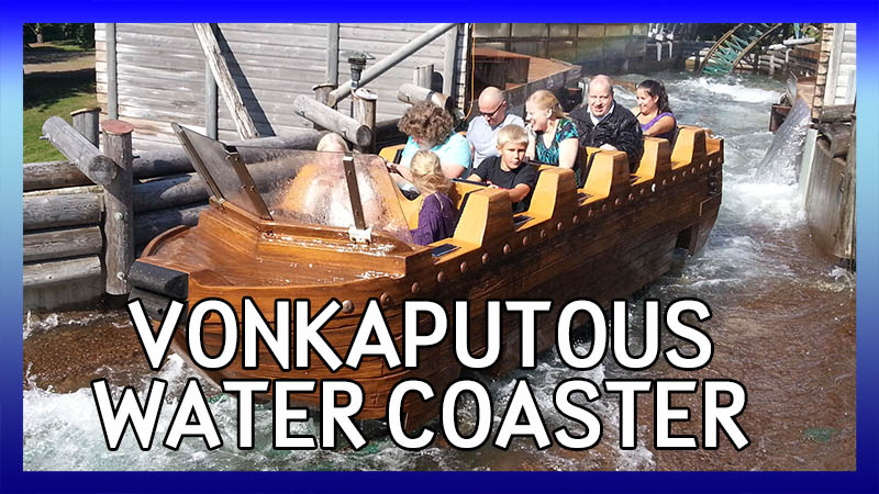 Vonkaputous Water Coaster video