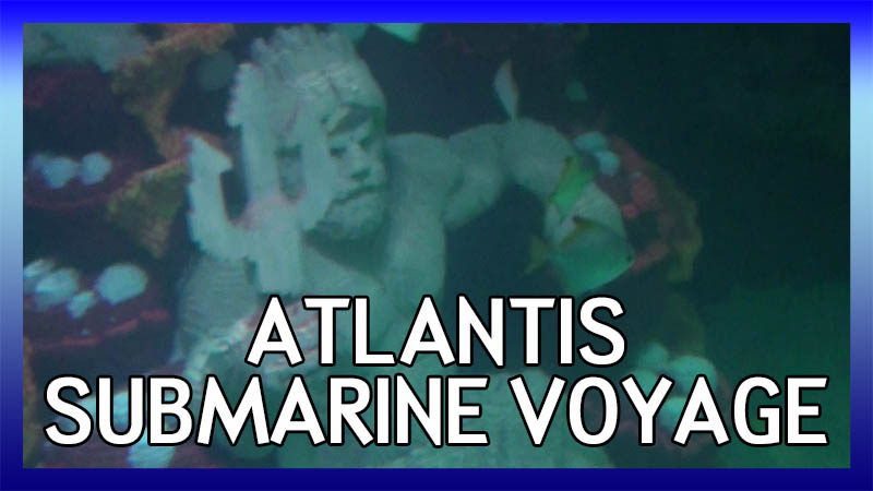 Atlantis Submarine Voyage video