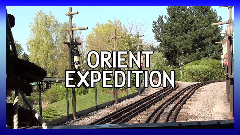 Orient Expedition video