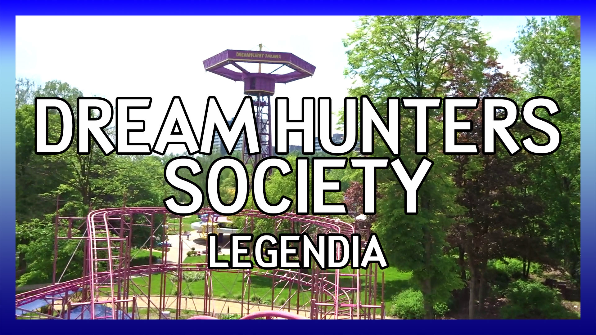 Legendia Dream Hunters Society POV video