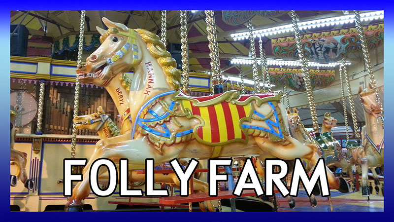 A Trip to Folly Farm video