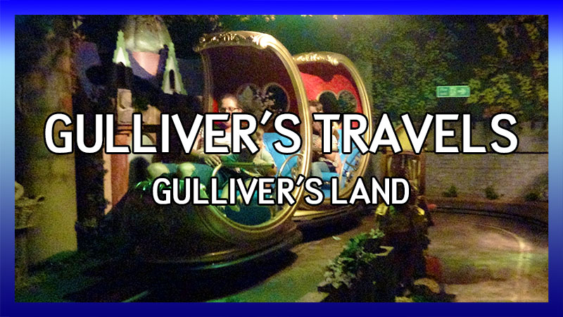 Gulliver's Land Gulliver's Travels POV video
