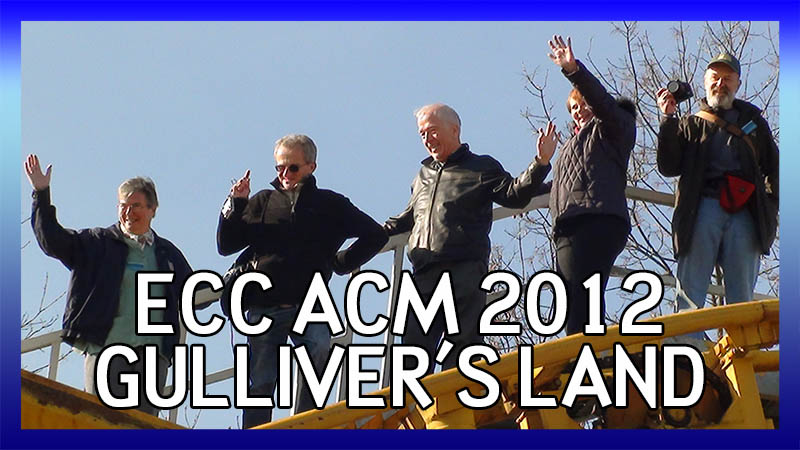 ECC ACM 2012: Behind the Scenes at Gulliver's Land video