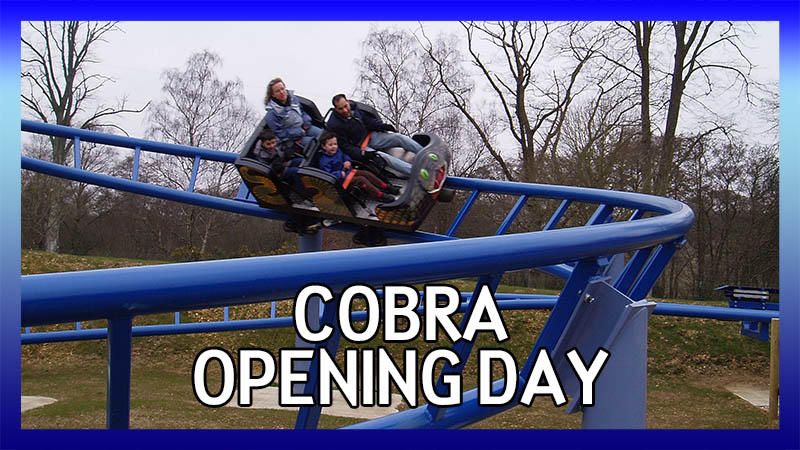 Cobra Opening Day - 18th March 2006 video