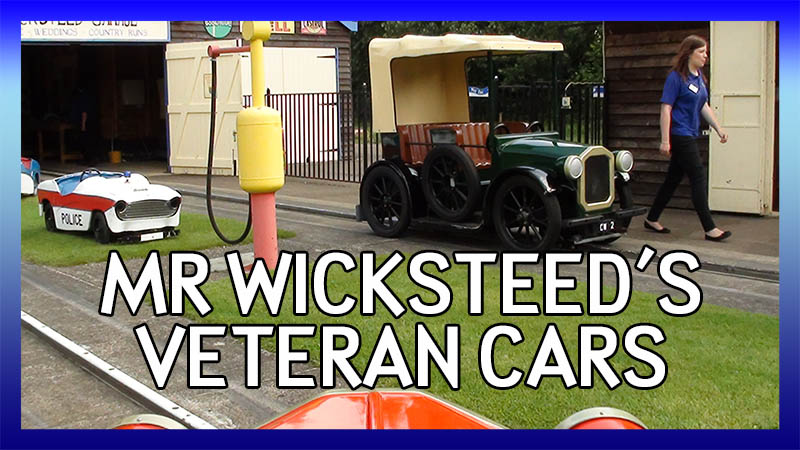 Mr Wicksteed's Veteran Cars video