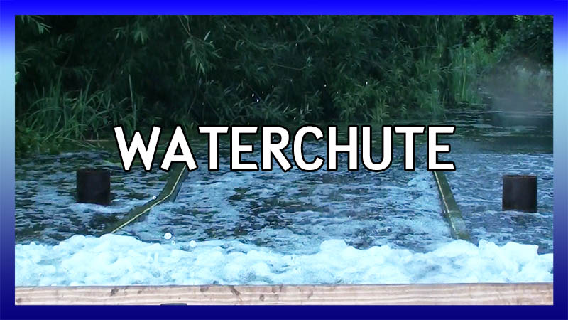 Waterchute at Wicksteed video