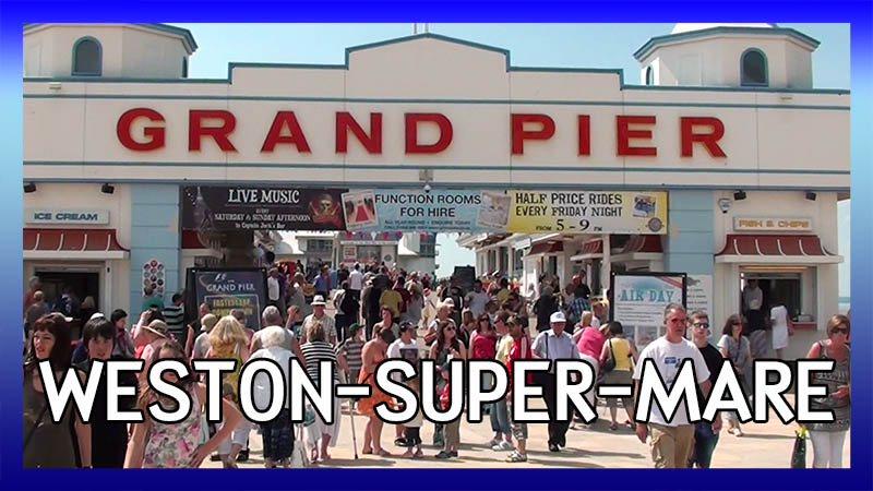 Good Times at the Grand Pier video