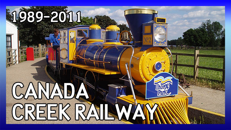 Canada Creek Railway 1989-2011 video
