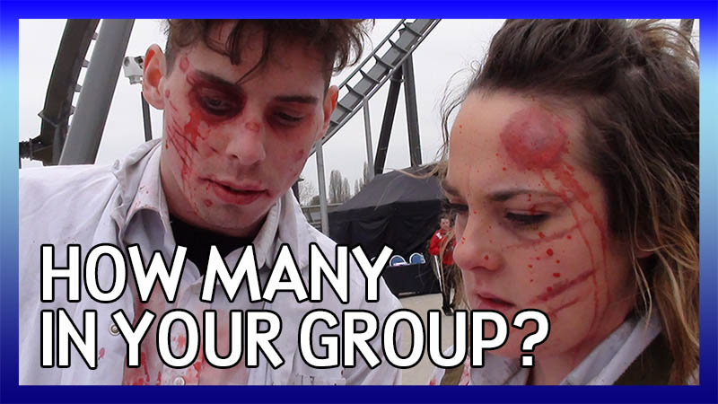 How Many in Your Group? video