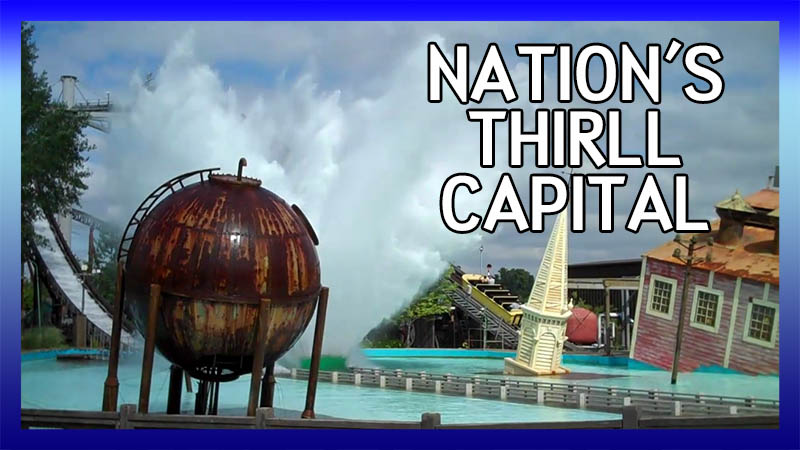 Thorpe Park: The Nation's Thrill Capital 2010 video