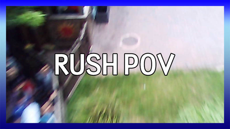 Rush POV video