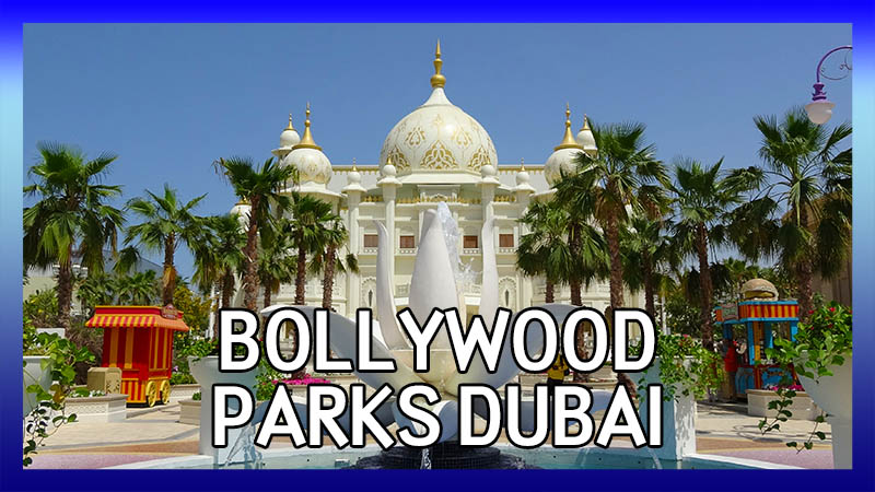Bollywood Parks Dubai video