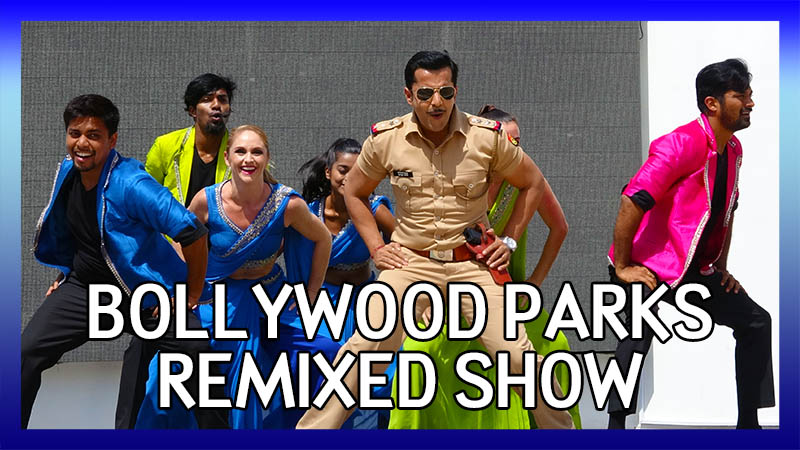 Bollywood Parks Remixed: Crossroads Stage Show Highlights video