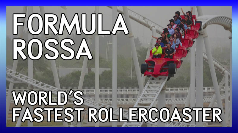 Formula Rossa video