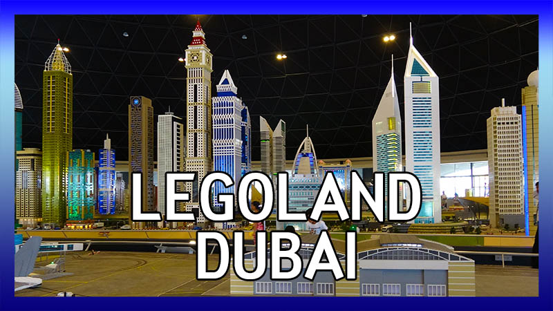 Legoland Dubai video
