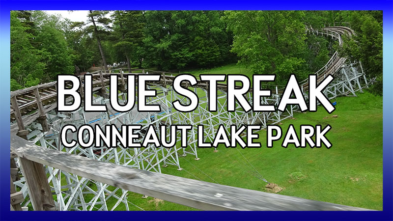 Blue Streak POV video