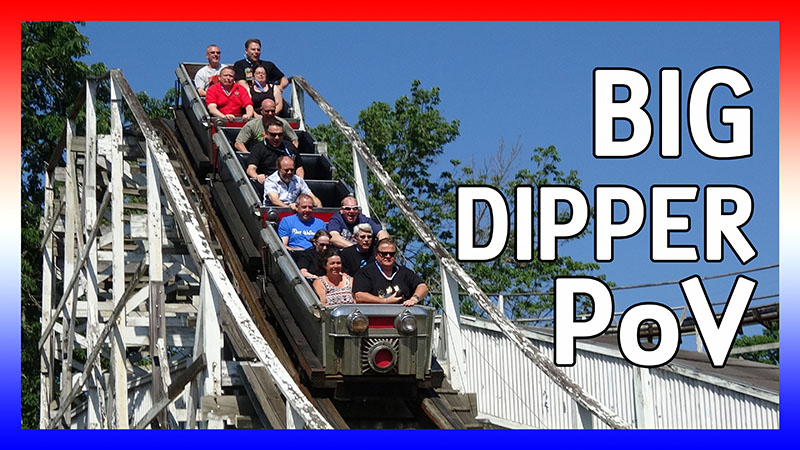 Camden Park Big Dipper POV video