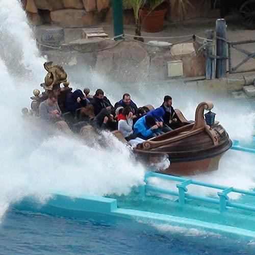 Theme Park James