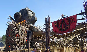 Wicker Man: Alton Towers' new wooden rollercoaster for 2018