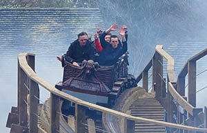 Wicker Man is the UK's first wooden rollercoaster in 21 years ... we've waited a long time for this!