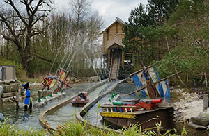 Pirate Falls Treasure Quest At Legoland Windsor Theme