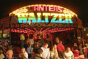 Danter's Waltzer makes an appearance at the Mop Fair