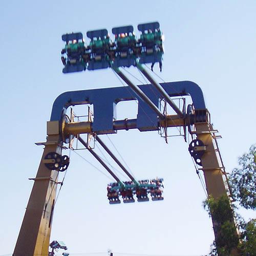 Thorpe Park Theme Park James