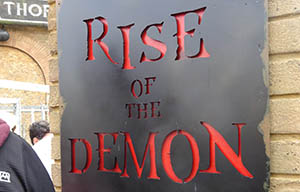 New for 2017: Rise of the Demon