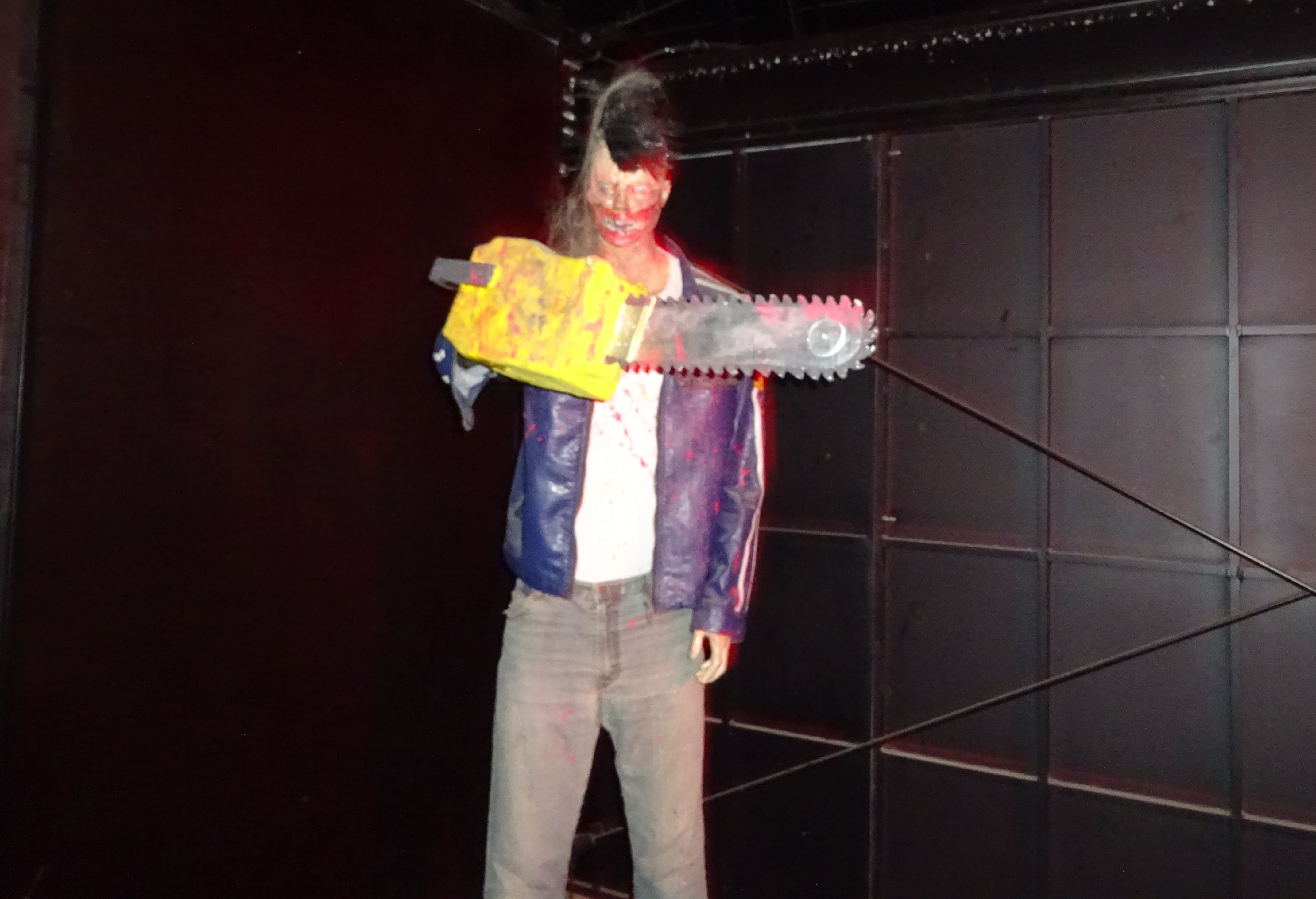 Realistic chainsaw