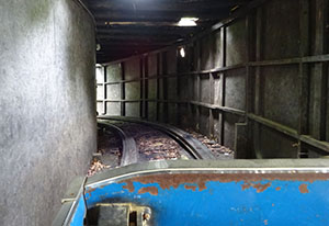 Pre-lift tunnel section